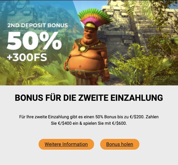 Casino Max Bonus 2