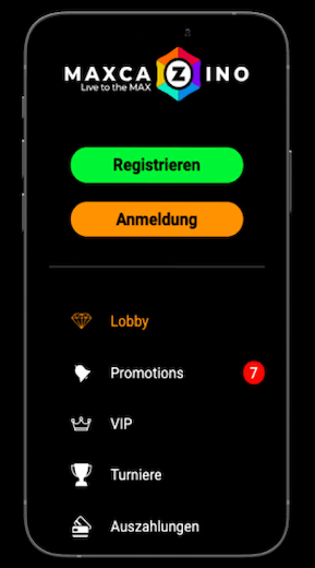 Max Casino App