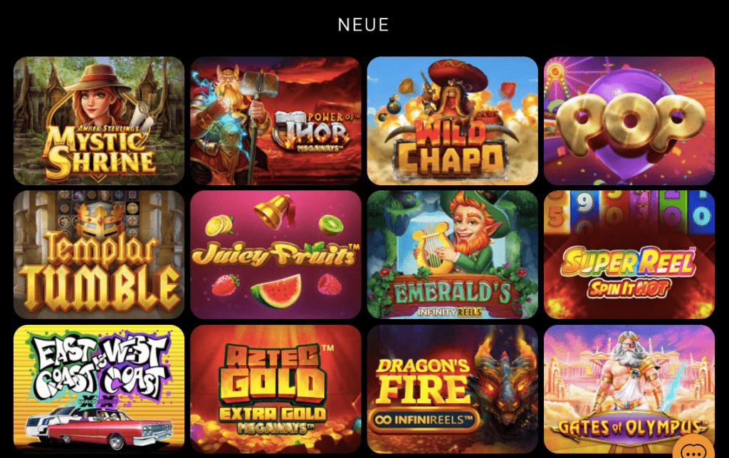 Max Casino Neue Spiele